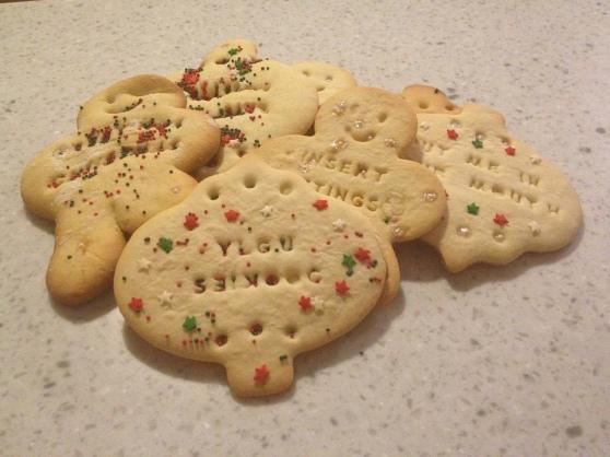 Ugly Sugar Cookie