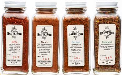 Marshall's Haute Sauce Rub