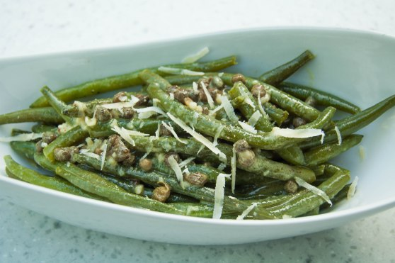 Green Beans with Capers