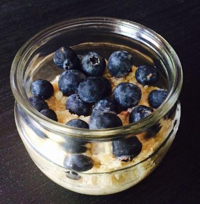 Quinoa Oatmeal_damndelish